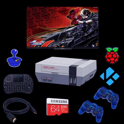 Retropie game consoles